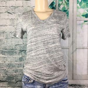 2/$30 Victoria Secret Grey Short Sleeves T-shirt